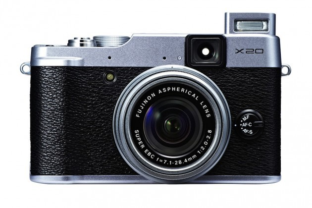 highsnobiety:  Fujifilm announces the X20 Premium Compact Camera
