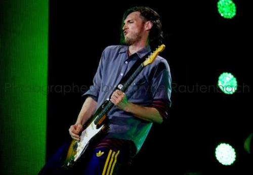 Josh - RHCP Concert - The Soccer City Complex FNB Stadium - Johannesburg, South Africa - Feb 2, 2013  By http://lauklinghoffer.tumblr.com/