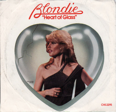 Blondie - Heart of Glass (1979) by darklorddisco on Flickr.
