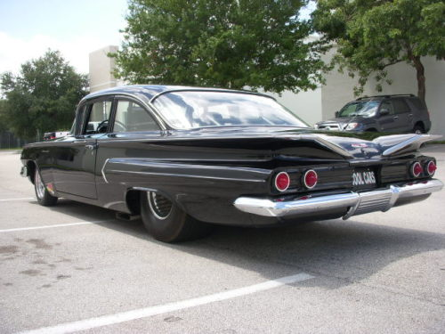 musclecardreaming:  60 Chevy Biscayne