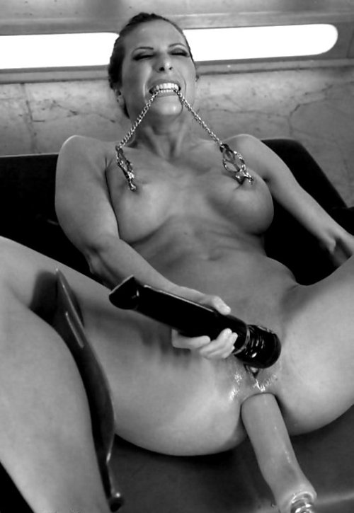 justnippleclamps:   Blogs I Follow: Amateur Bondage Gagged Slave and Find a Girlfriend: Amateur-BDSM.org Just Nipple Clamps Pictures and Movies of Subs with Nipple Clamp