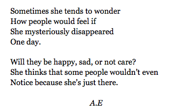 vodkakilledtheteens:  thoughts - A.E