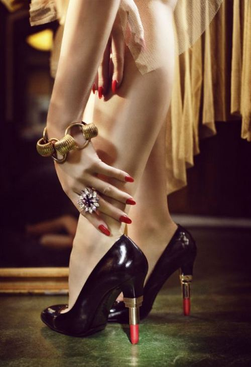 Photographed by Signe Vilstrup for Vanity Fair