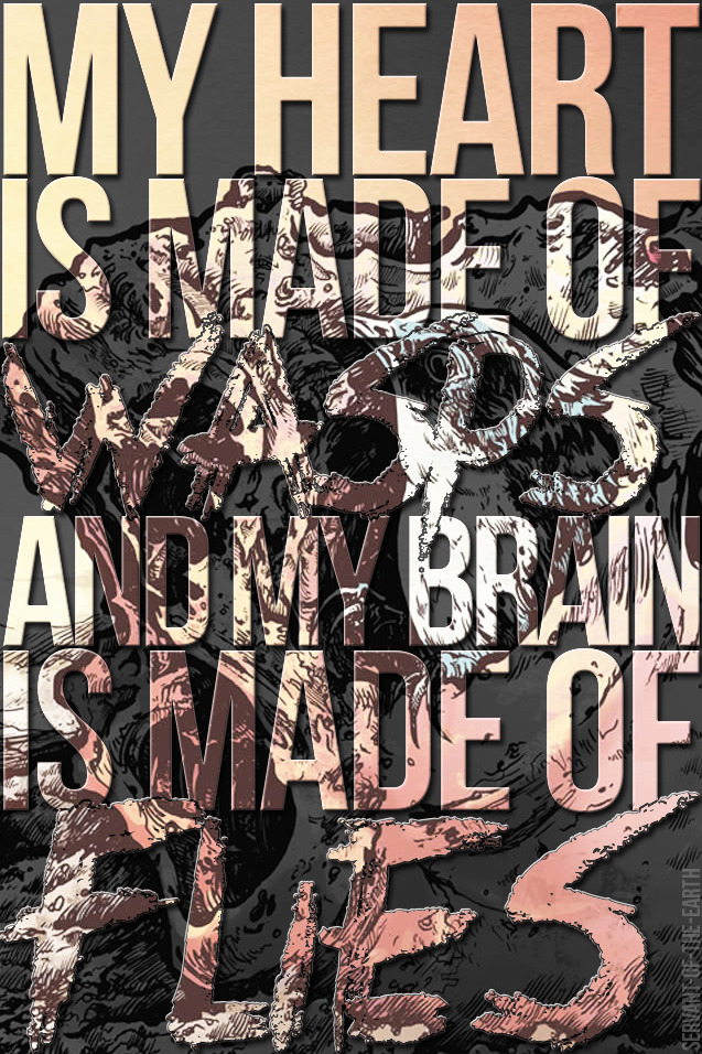 servant-of-the-earth:  The Acacia Strain - Doomblade