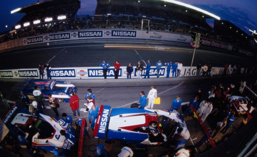 ladiesandsileighties:  Le Mans 1989