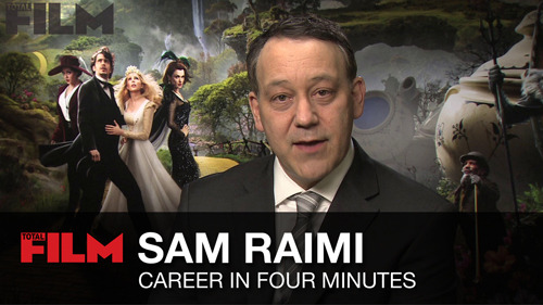 Sam Raimi: A Career In Four Minutes