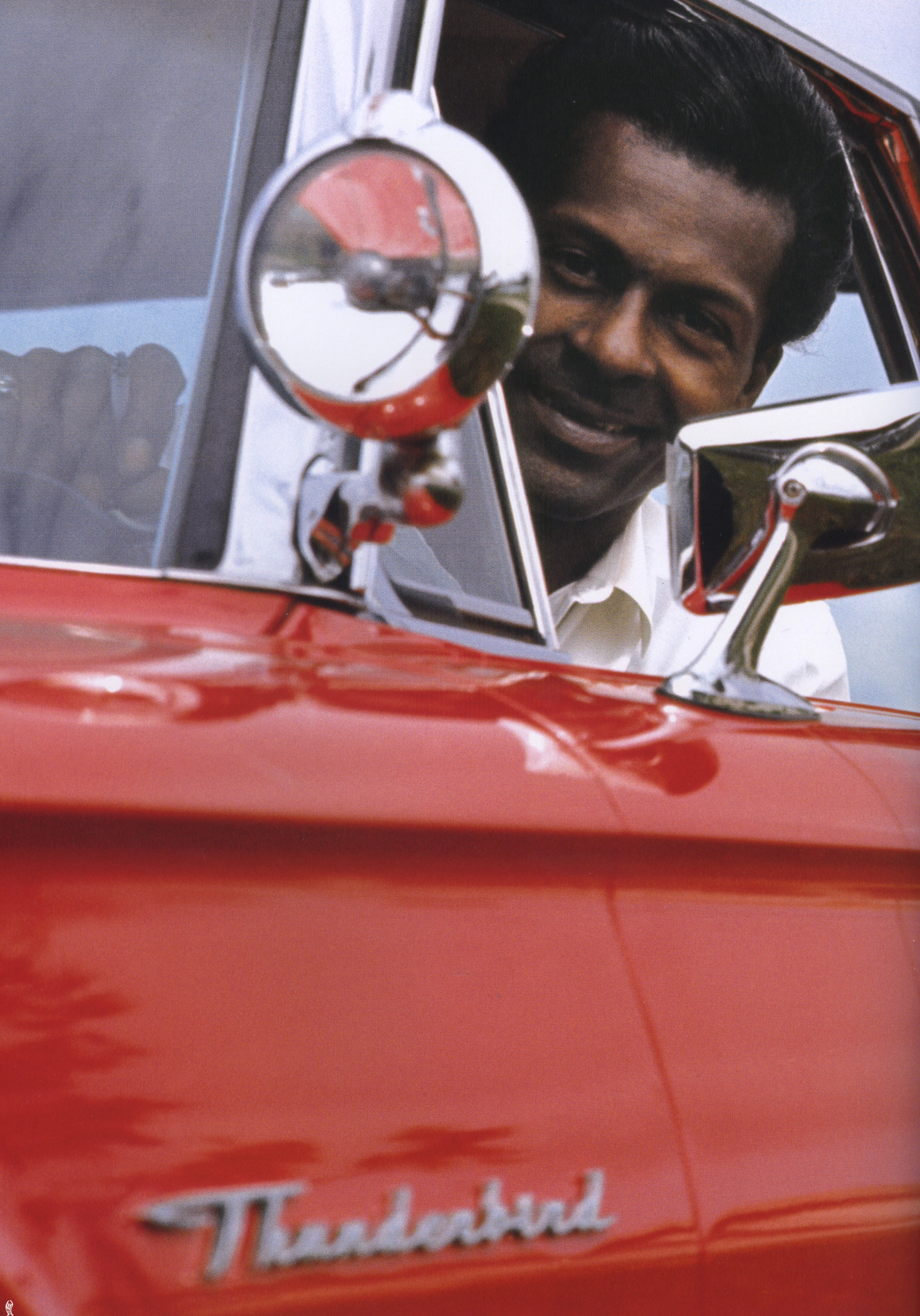 Chuck Berry, October 1964. © Photo by Jean-Marie Périer.