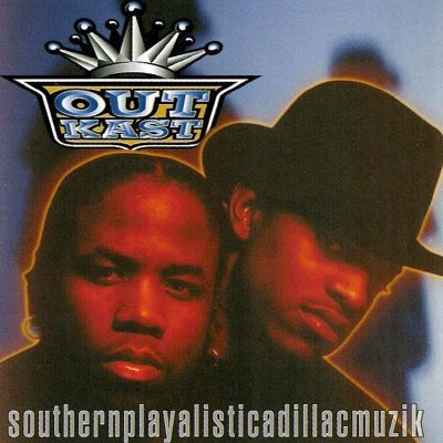 upnorthtrips:  BACK IN THE DAY |4/26/94| Outkast released their debut album, Southernplayalisticadillacmuzik, on LaFace Records.