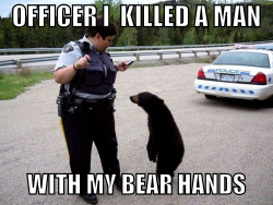 lolsofunny:  niknak79:  Bear with me , I have to take this call  (lol here!)