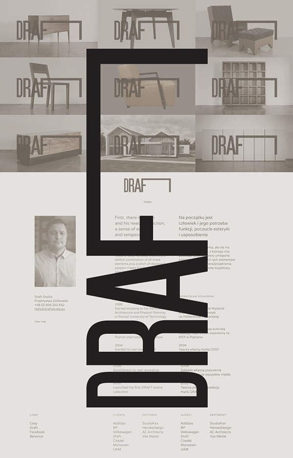 designeverywhere:  Draft Studio
