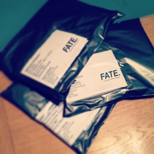 Some late orders ready to go out tomorrow! #mail #late #night #delivery #fate #parcel #uk #derby #fate