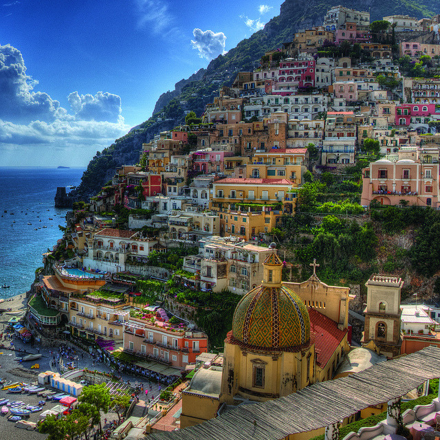Amalfi_Positano by jimmypipc on Flickr.