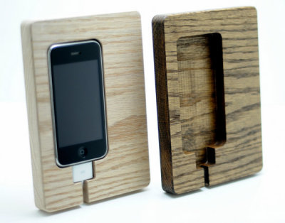 iPhone Charging Station by DoerflerDesigns  *On sale
