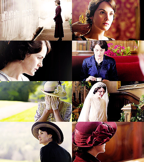 singing-fireflies:  TV SHOW MEME → [1/8] Female Characters (Lady Mary Crawley)What am I always telling you? You must pay no attention to the things I say.