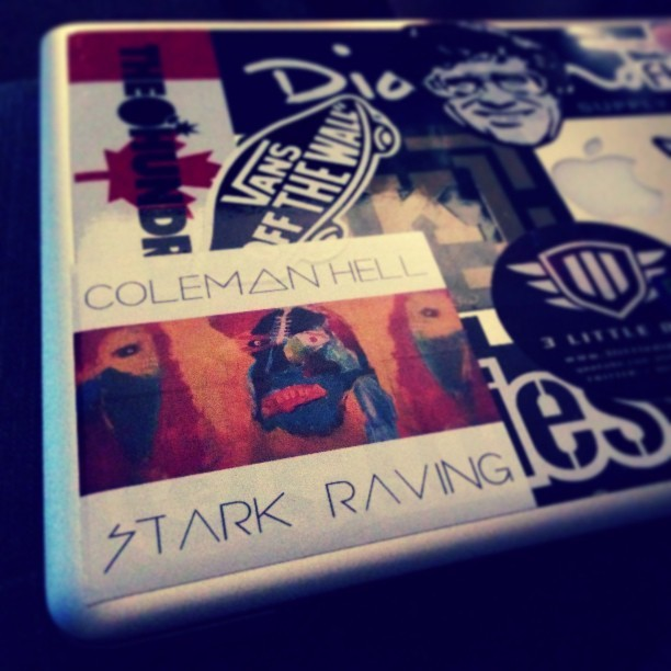 #starkraving …coming sooner than you think.