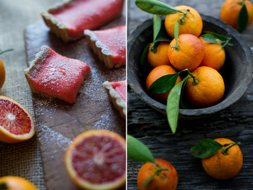 phoods:  (via Blood Orange Lemon Bars Recipe)
