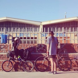 statebicycle:  State Bicycle Co. x @thehundreds x South Africa video… Dropping soon! #statebicycleco  Jonathan has been working like a mad man. I cannot wait to see the final product. I was very fortunate to be part of it. FOLLOW HIM!