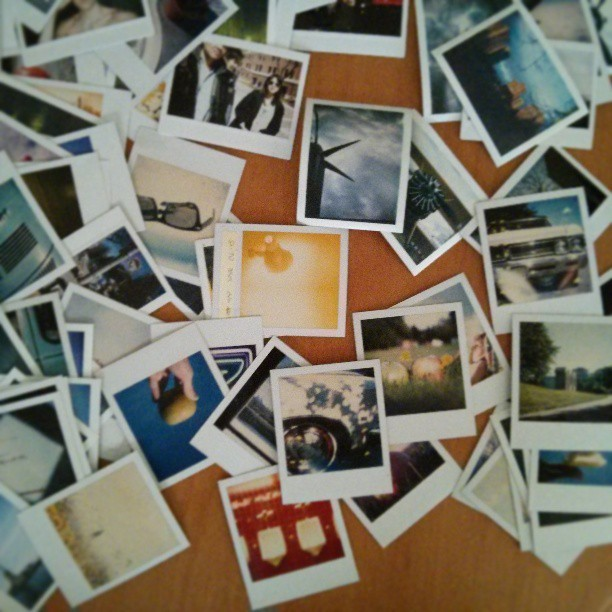 Going through the Polaroid stash. Need to order some 600 or 779 before its too late :/
