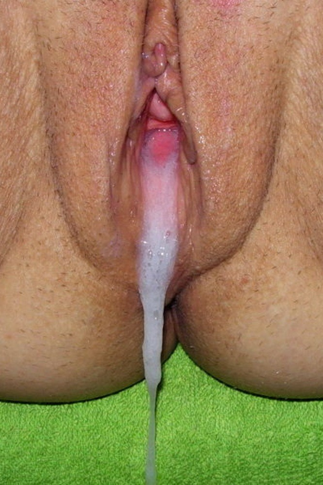 Cuckold Creampie Cleaning 73