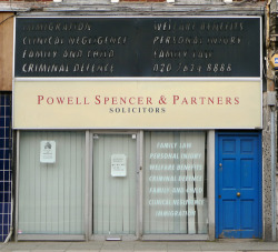 Powell Spencer & Partners, Kilburn High Road, NW6