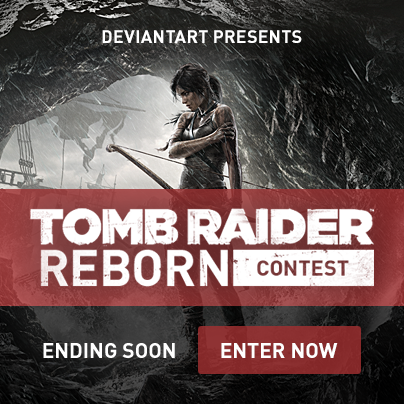 Time is running out! Don't miss your chance to bring Lara Croft to life in our Tomb Raider Reborn contest.Enter now!