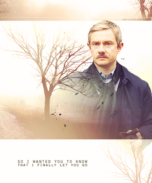 sherlockisthebest:  anothermindpalace:  So I wanted you to know, that i finally let you go. After all i've held on to, this is my goodbye to you… x  stop it.