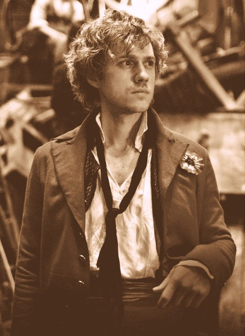 "kyletheweasley:  Quite possibly the best ""Enjolras"" I've seen perform"