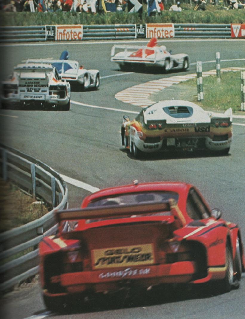 vs-design:Porsche 935/77A, Rondeau M379, Porsche 935 K3 & Porsche 936 ...