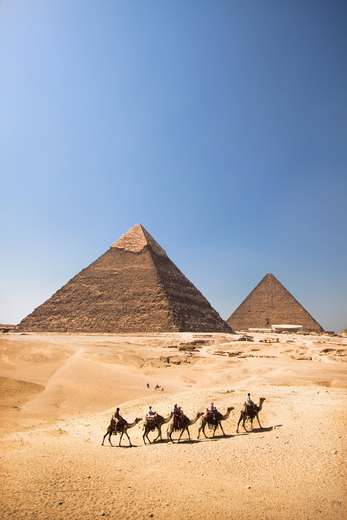 The Pyramids By WanderingtheWorld | Portofolio | Youtube