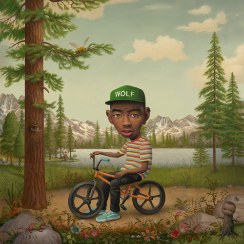 Tyler, The Creator - Wolf Leaked Tracklist: 1. Wolf2. Jamba (ft. Hodgy Beats)3. Cowboy4. Awkward5. Domo236. Answer7. Escape-Ism (ft. Frank Ocean & Dave Matthews)8. 489. The Bridge Of Love10. Bimmer (ft. Laetitia Sadier And Frank Ocean)11. Ifhy (ft. Pharrell)12. Pigs13. Parking Lot (ft. Casey Veggies And Mike G)14. Rusty (ft. Domo Genesis And Earl Sweatshirt)15. Trashwang (ft. Nakel, Jasper, Lucas, L-Boy, Taco, Left Brain, And Lee Spielman)16. Treehome95 (ft. Coco O And Erykah Badu)17. Tamale (ft. Tallulah)18. Jornada