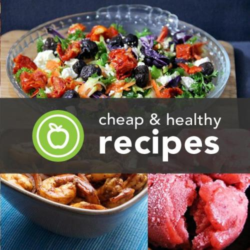 Hungry? Eat Healthy! Here are 400+ Recipes for eating healthy! Enjoy! http://greatist.com/health/cheap-healthy-recipe-collection