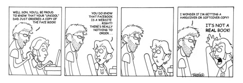 From my on-again off-again comic strip: QUIPS.
