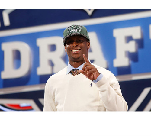 Jets select QB Geno Smith