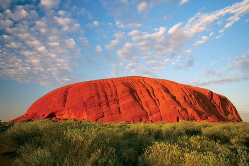 naturalattractions:  Natural attractions in Australia Ayers Rock
