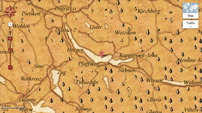 swissstash:  Google has Treasure maps now!