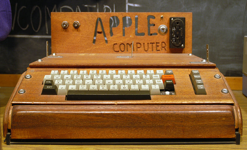 Apple's original product