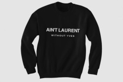 visualamor:  It aint Laurent without Yves