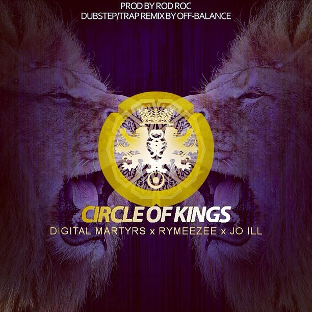 #NewMusic CIRCLE OF KINGS - @digitalmartyrs x @jo_ill x @RodRoc x Me #ComingSoon #StayTuned #DigitalMartyrs #FirstDirt #BiggKnuttFunk #Lions #Ligers #Kings #SF #SD #Vallejo #BeatRockMusic #NoDaysOff #Grind #Underground #HipHop #UnsignedHype #Filipino #pinoy #Pogi