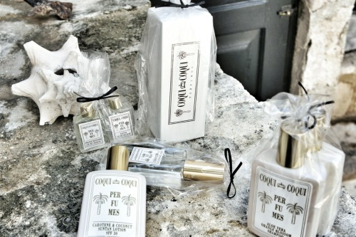 Inspired by… Orange Blossom perfume at Coqui Coqui, Tulum