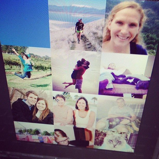 Using all my fave peeps for a design mockup :) @jmtrabue @jondvoss @sebare25 @melmitch89 and more :)