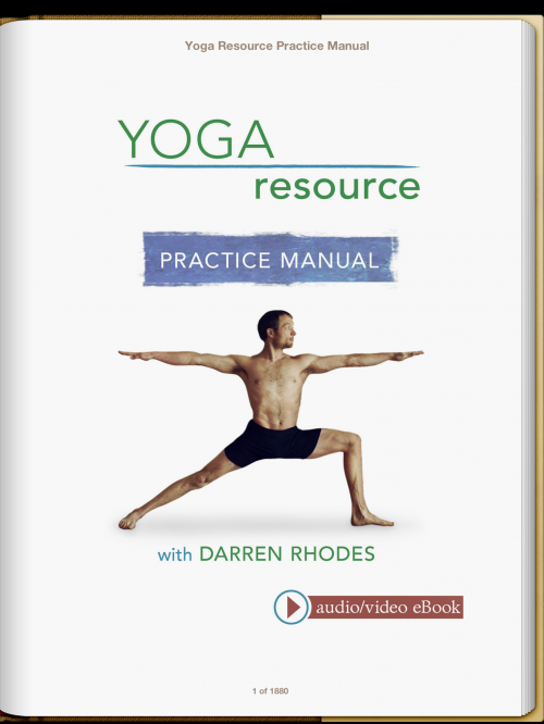 (via The Yoga Resource Practice Manual with Darren Rhodes. {eBook Review} ~ Amy Cushing)