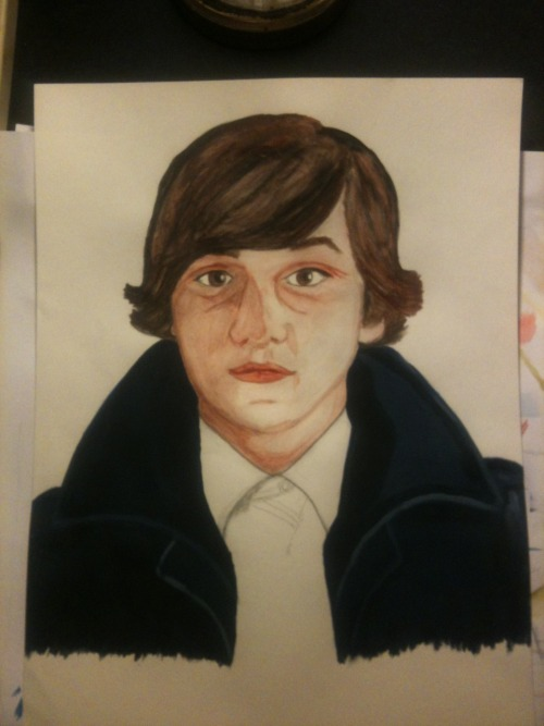 Still have some work to do on Oliver Tate, but he's coming along!