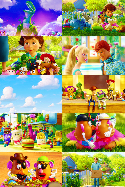 colours abound ↦ toy story 3 (requested by ironthrones)