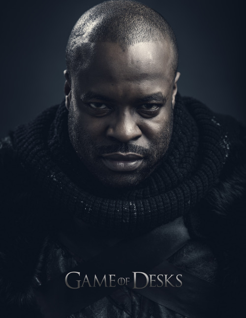 Game of Desks Portraits Game of Desks is coming… May 24, 2013