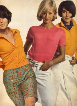 sylvie-vartan:  1960's Fashion of Sylvie