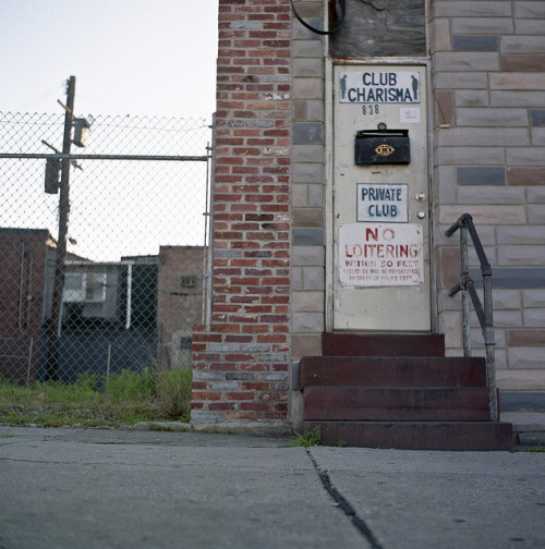 Club Charisma on Flickr. (2009) Via Flickr: Yashica Mat 124G Konica Minolta 400 Pro Centuria