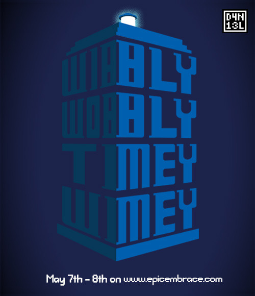 """Wibbly wobbbly"" by D4N13L Available May 7th and 8th on EpicEmbrace!!"