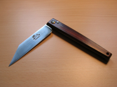 """Le Montpellier"" nautical knife by Cognet  (France) WANT"
