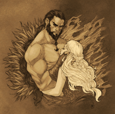 gaminginyourunderwear:  Fan Art of the Day:  momolady:  My Sun and Stars, Moon of My Life by ~kathrynlayno