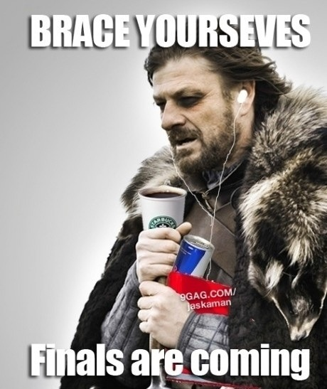 Happy Final Exams!